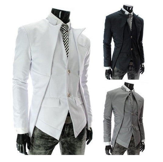 Men's Elegant Formal Blazer - 3 Colors! - Hot100Fashions