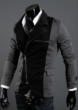 NEW! Men's Two-Tone Causal Luxury Suit - Hot100Fashions