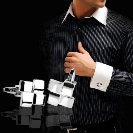 Men's High Quality Designer Cufflinks - Hot100Fashions
