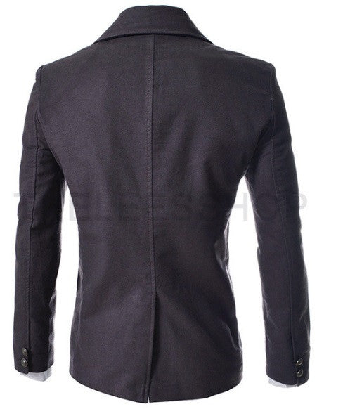Men's Business Jacket - 3 Colors!