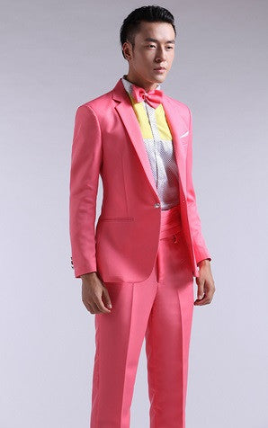 Men's Party Prom Tuxedo- 5 Colors!