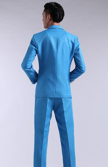 Men's Party Prom Tuxedo- 5 Colors! - Hot100Fashions