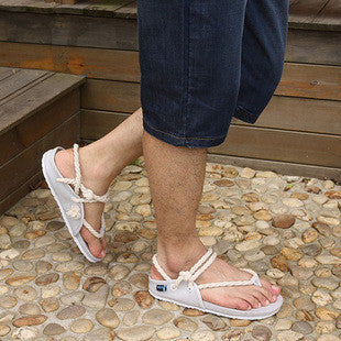Men's Roping Sandal - Hot100Fashions