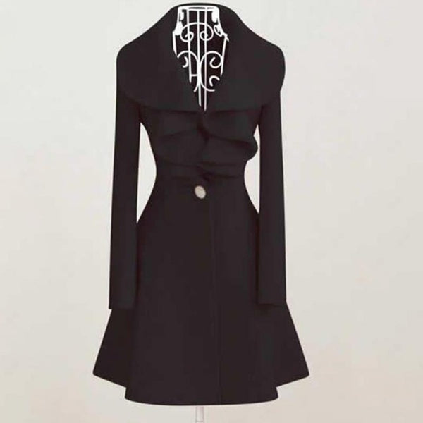 Women's Elegant Wool Jacket