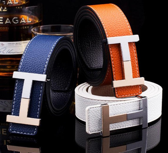 Faux Leather Belt In 5 COLORS