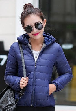 Women's Winter Jacket - 9 Colors!
