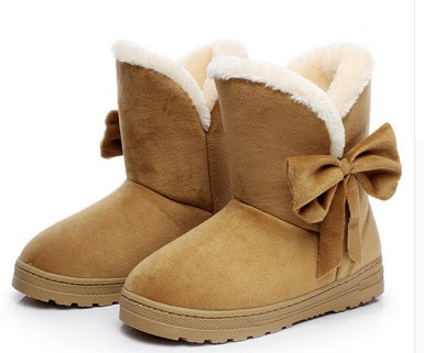 Women's Winter Boots Plush Fur Snow Boots - 4 Colors!