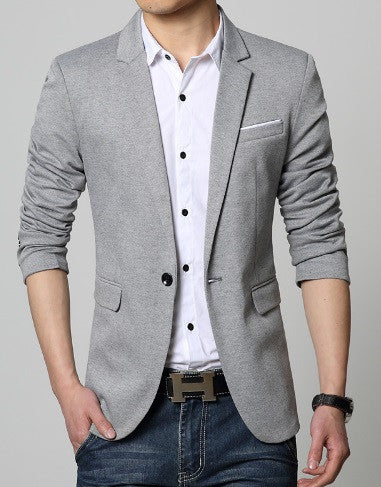 Men's Two-Tone Blazer - 6 Colors!