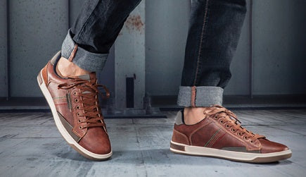 High Quality Men's Casual Retro Walking Shoes - 2 Colors!