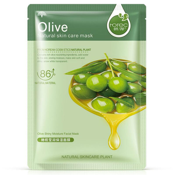 Natural Ingredients Face Mask -1pcs