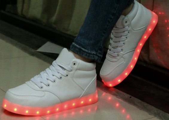 Women's Light Up Shoes - Limited Edition - 8 Colors in 1