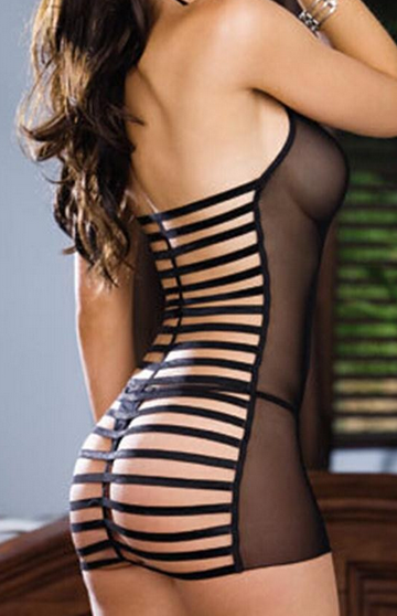 Women's See Through Lingerie