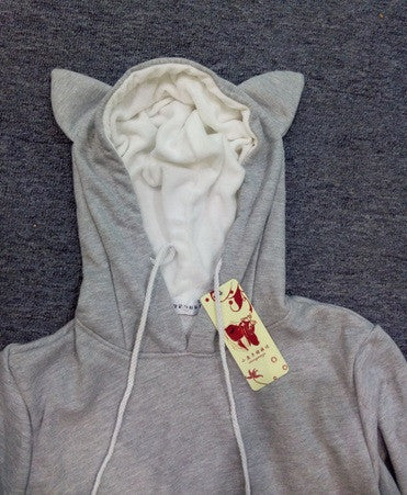 Cat Dog Pouch Hoodie
