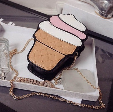 Ice Cream Shoulder Bag - Hot100Fashions