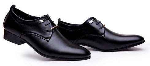 Men's Leather Quality Oxford Shoes