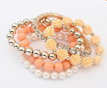 Women's Set of Bracelets