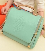 Women's Leather Shoulder Bag - 6 Colors!