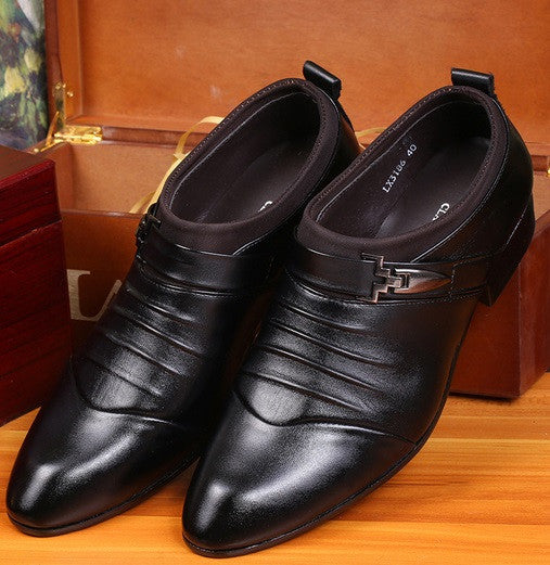 Men's Formal Pointed Toe Dress Shoes