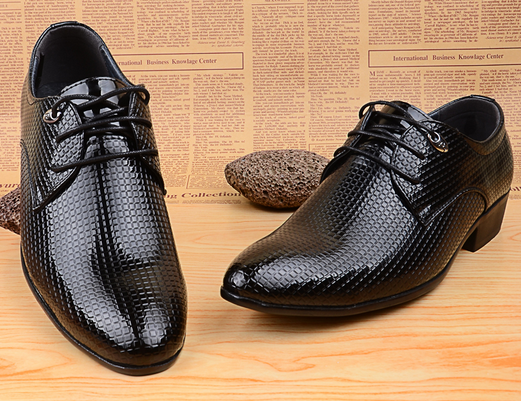 Men's Classy Pointed Toe Formal Shoes - Hot100Fashions