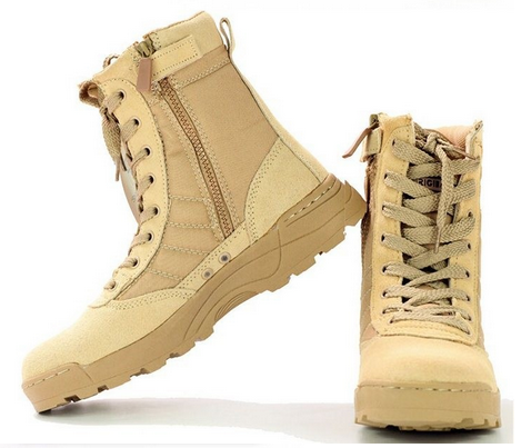 Men's Tactical Police & Military Boots - Hot100Fashions