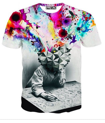 NEW Fashion Design 3D T-Shirt