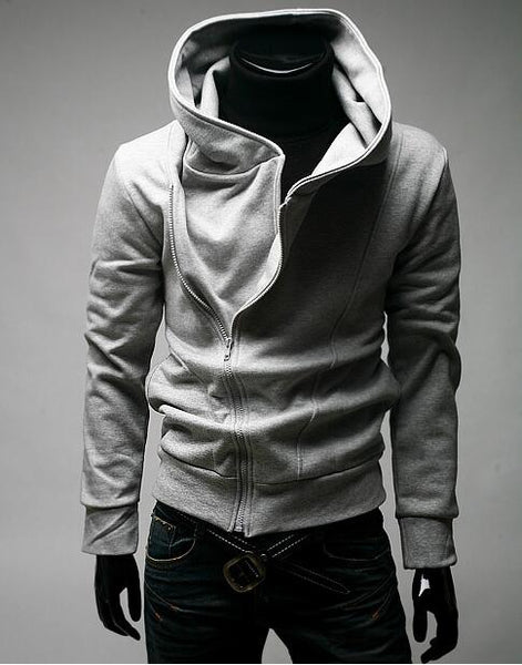 Men's Slim Fit Hoodie - 4 Colors!