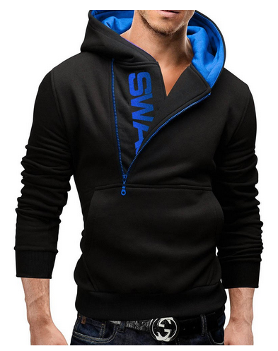 NEW! Men's Hooded Sport Hoodie! - Hot100Fashions