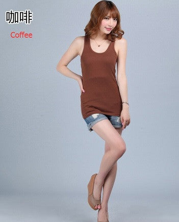 Women's Plain Tank Top