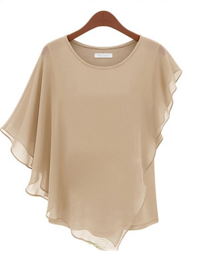 Women's Batwing  Blouse - 5 Colors!