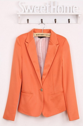 Women's Casual Blazer - 7 Colors!