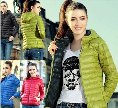 Women's Winter Cotton-Padded Jacket - 7 Colors!