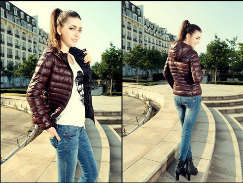 NEW* Women's Winter Cotton-Padded Jacket - Hot100Fashions