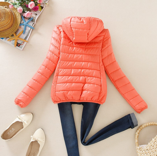 HOT DEAL* Women's Cotton Padded Winter Jacket! - Hot100Fashions