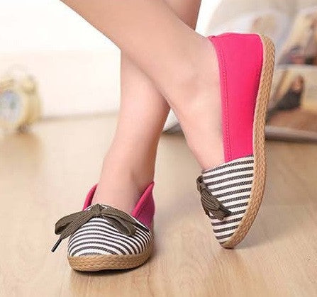 Women's Fashionable Flats - In 3 COLORS!!