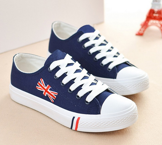Women's Breathable Canvas Shoes