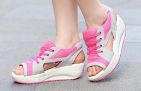 Women's Cute Summer Platform Shoes