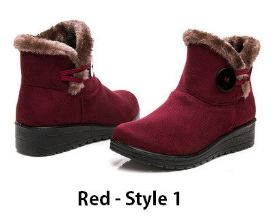 Women's Classy, Warm , Snow Boots!