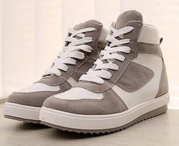 Women's Casual Patchwork Sneakers