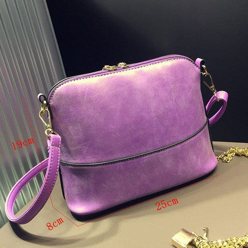 Women's Trend Fashion Messenger Bag - 2 Colors!