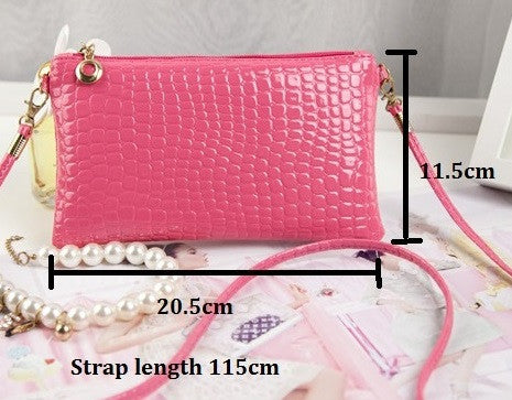 Women's Cross Body Bag - 6 Colors