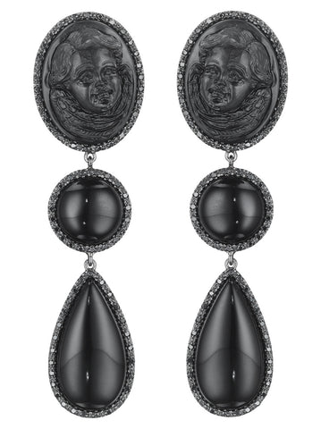 "Couture ""Muse"" Earrings"