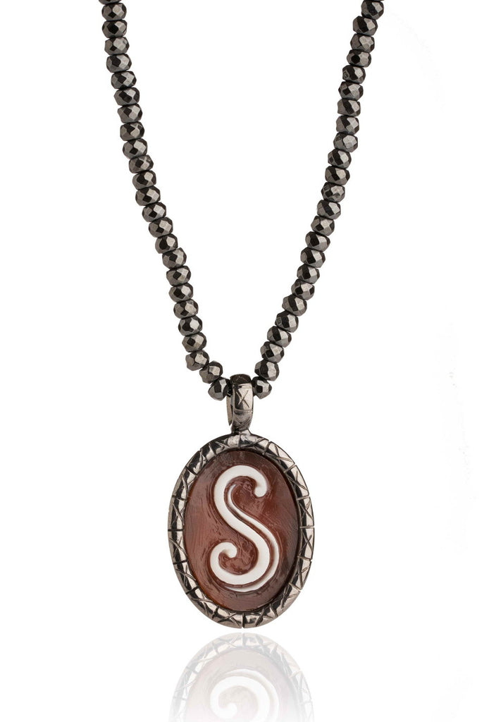 """INITIALS"" NECKLACE"