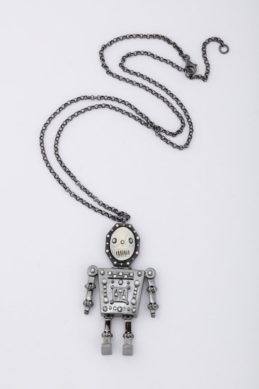 Robodeo Necklace