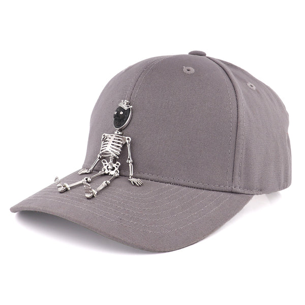 """SKELEDEO"" GREY"