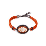 SsSsssnake Leather Bracelet