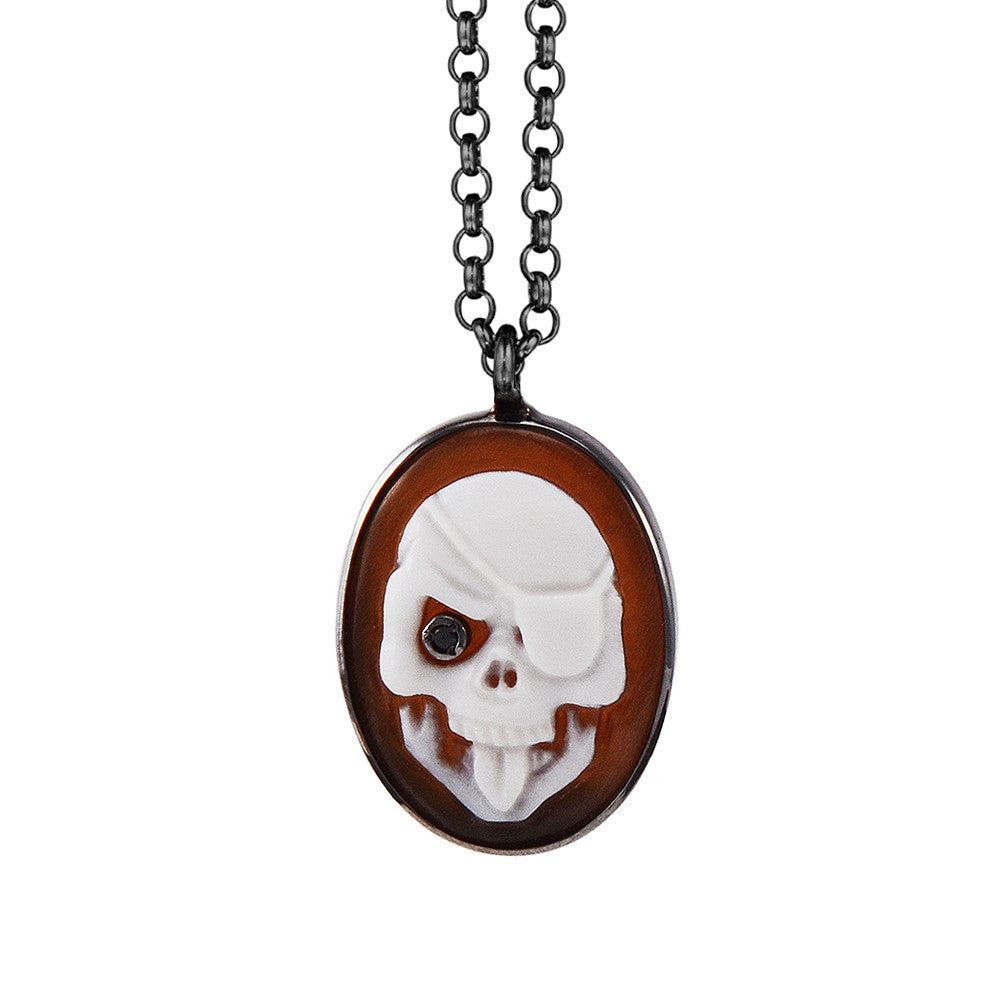 Memento Mori Necklace