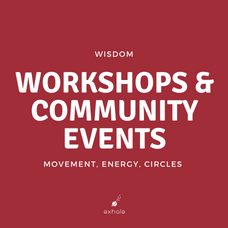 Workshops & community events