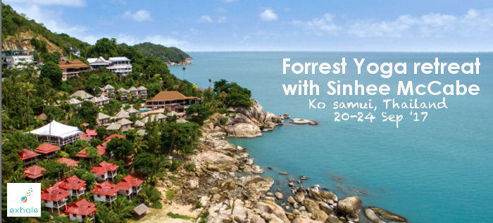 Forrest Yoga retreat @ Ko Samui