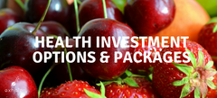 Health investment options & package