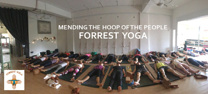 What is Forrest Yoga ?